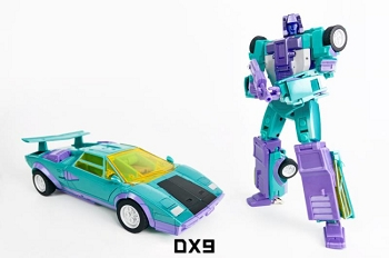 DX9Toys D13 MONTANA (G2 Colors)