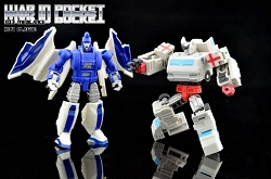 DX9Toys MEDILANCE & PLAGUE