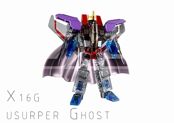 DX9Toys War in Pocket X16G USURPER GHOST