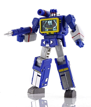 DX9Toys War in Pocket X33 SONIC WIZARD