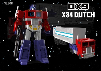 DX9Toys War in Pocket X34 DUTCH