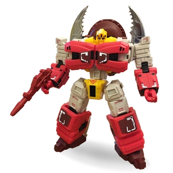 Fans Hobby MasterBuilder MB-02 MEGATOOTH (Holiday Promotion)