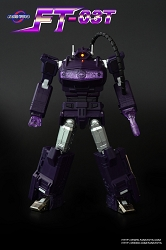 Fans Toys FT-03T QUAKEWAVE (Toy Colors)