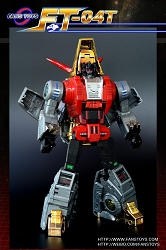 Fans Toys FT-04T SCORIA (Toy Colors)