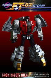 Fans Toys FT-07 STOMP (Reissue)
