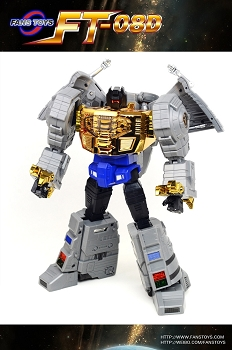 Fans Toys FT-08D GRINDER (Diaclone Colors)