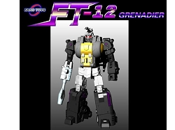 Fans Toys GRENADIER (Gray chest)