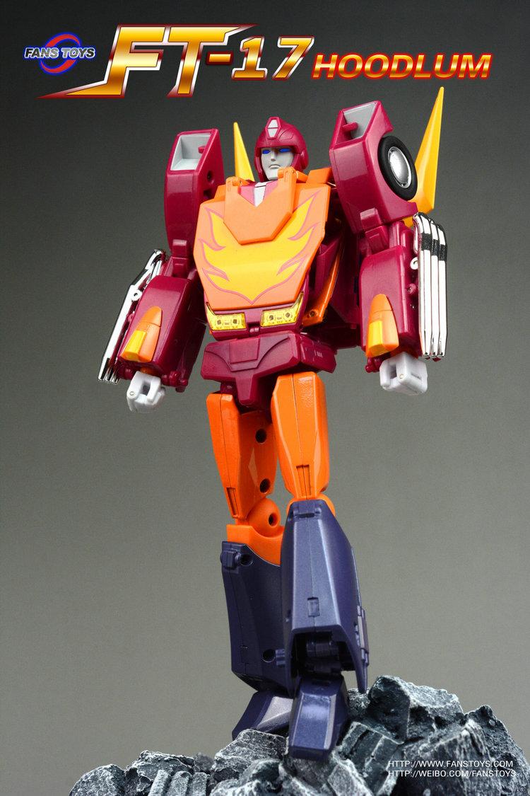 List Of Transformers >> Fans Toys FT-17 HOODLUM