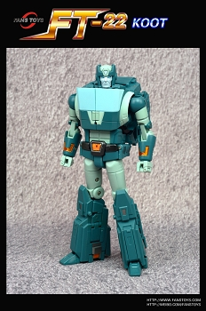 Fans Toys FT-22 Koot (2020 Reissue)