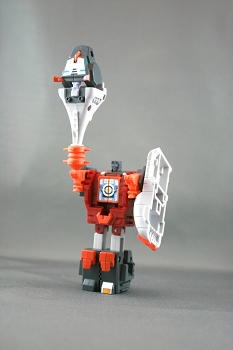 Fansproject RETRO-FUTURE GLACIALORD TAILCLUB