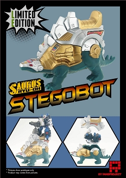 Fansproject Saurus Ryu-Oh STEGOBOT