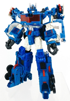 Fansproject TFX-07 BLUE PARALLAX ARMOR