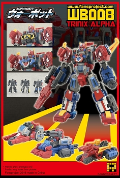 Fansproject WB008 TRIANIX ALPHA