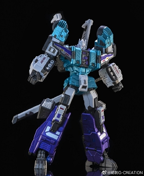 GCreation GDW-03B FUUMA Metallic