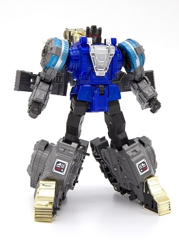 GCreations SKR-05B HAMMER (Blue Version)