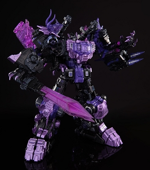 GCreation SKR-00 DARK SHURAKING