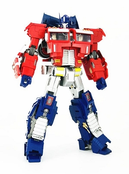 Generation Toy GT-03 LEADER OP EX (IDW Colors)