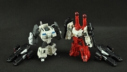 Iron Factory EX02 Weapon Defense Squad Turrets & Manacle