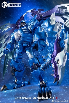 JX Jiang MetalBeast-02 COLD DRAGON