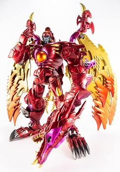 JX Jiang MetalBeast-01 WINGED DRAGON
