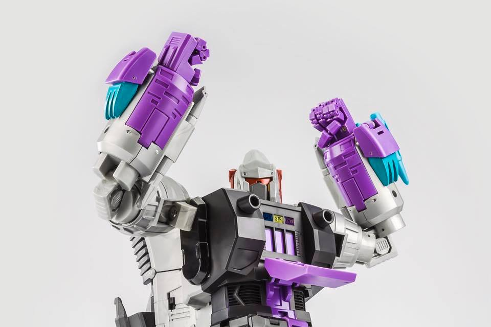 Top Transformers KFC Toys Eavi Metal PHASE 10A Kingzilla MP Snapdragon In Stock