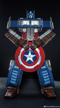 LewinResources Lewin-01A ATLAS (Captain America Deco)