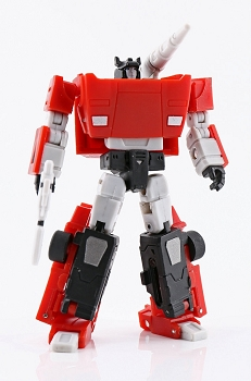 Magic Square Toys B07 RED CANNON