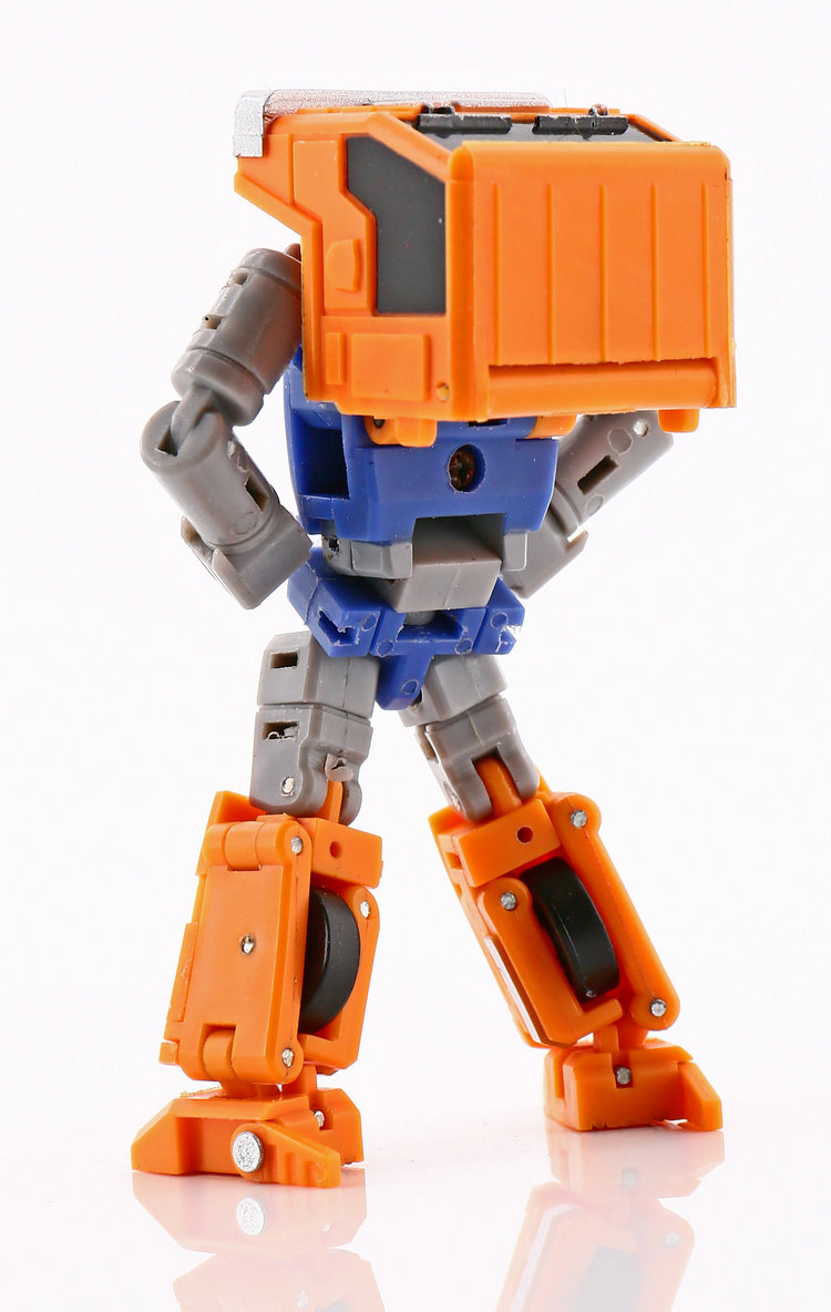 MS-B16 Strong Man Boy toys In Stock ! NEW Transformed toy Magic Square