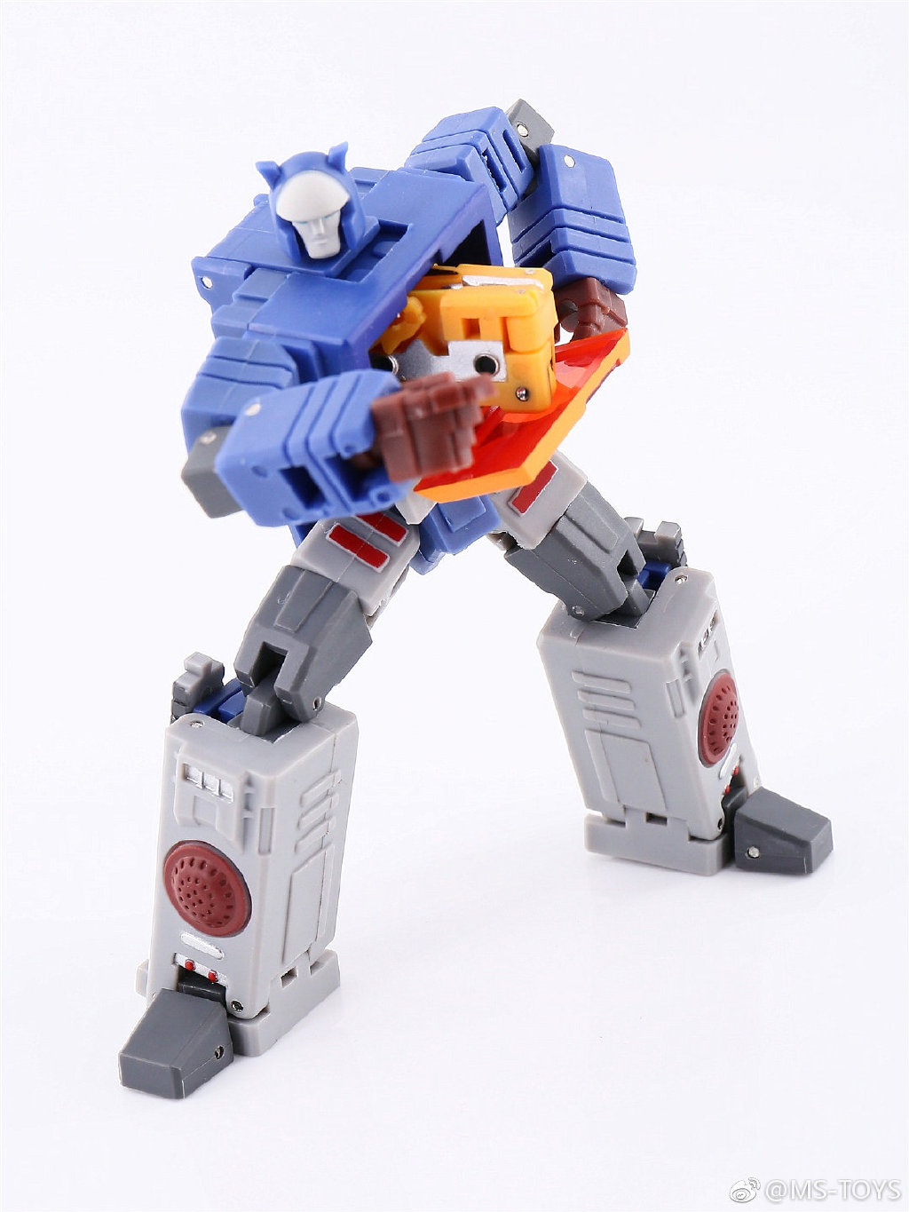New Transformers MS-TOYS MS-B17S Surround Sound mini Action TOYS Figure in stock