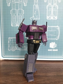 Magic Square Toys B18SG  LIGHT OF JUSTICE (Purple)