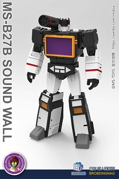 Magic Square Toys B27B SOUNDWALL
