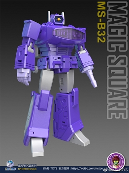 Magic Square Toys B32 (Shockwave)