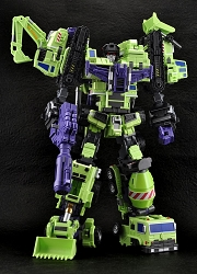 Make Toys MTCM-02 GIANT TYPE-61