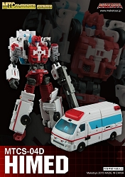 MakeToys MTCM-04D HIMED