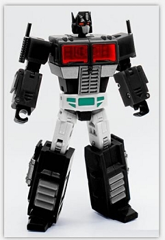 Mech Planet The Hot Soldiers HS-02B NEMESIS PILLAR