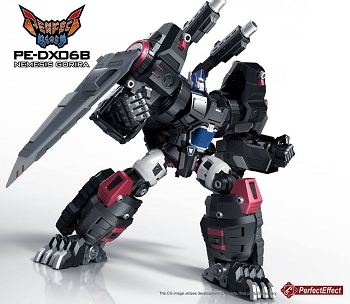 Perfect Effect DX06B NEMESIS GORIRA