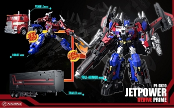 Perfect Effect DX10 JETFORCE REVIVE PRIME