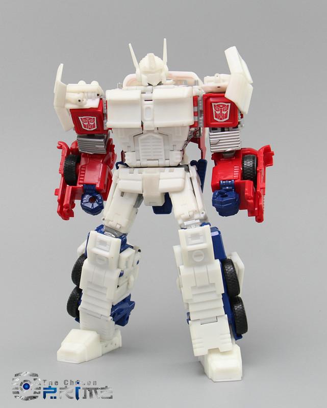 SND-01 Primo Vitalis Upgrade Kit for Combiner Wars Optimus Prime IN USA NOW!