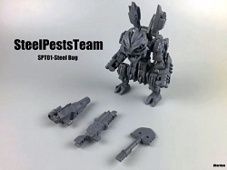 SteelPestsTeam SPT-01 STEEL BUG