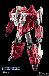 TFC Toys H-06 AIAKOS - HADES Combiner