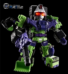 TFC Toys PS-03 Primary School HERQULES