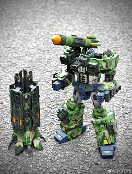 TFC Toys STC-01NB SUPREME TACTICAL NUCLEAR BLAST