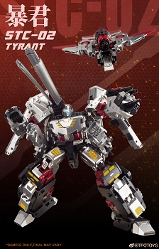 TFC Toys STC-02 TRYTANT