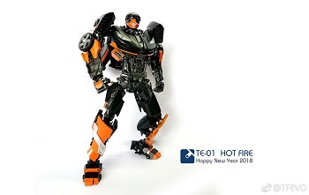 TFEVO TE-01 HOT FIRE