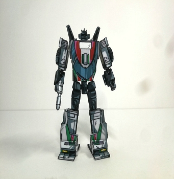 Toyworld TW-GS02C WHISKY JACK (Cel Version)