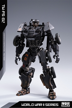 Toyworld TW-FS02 FIERCE HOT