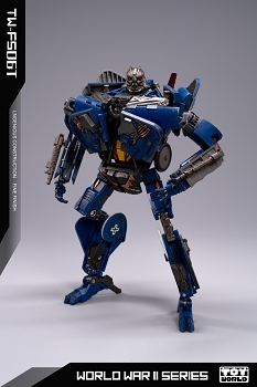 Toyworld TW-FS06T BLUE BARON (Limited Edition)