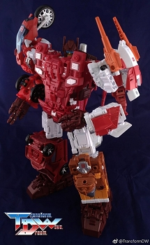 Transform Dream Wave TCW-04 Upgrade kit for Computron