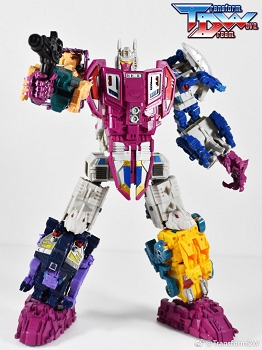 Transform Dream Wave TCW-08 Upgrade kit for POTP Abominus Combiner