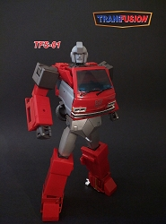 TransFusion TFS-01 Upgrade Kit for MP-27 Ironhide